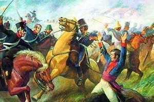 Batalla de Boyacá, el parto de una patria.