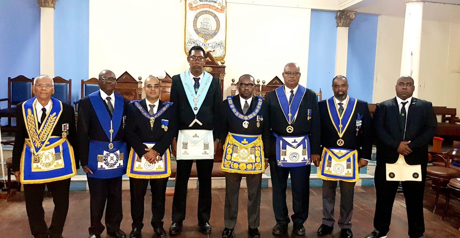 Masonería en Guyana se proyecta por el camino de la promoción del conocimiento.