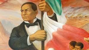 Benito Juárez el Titan de Mexico.