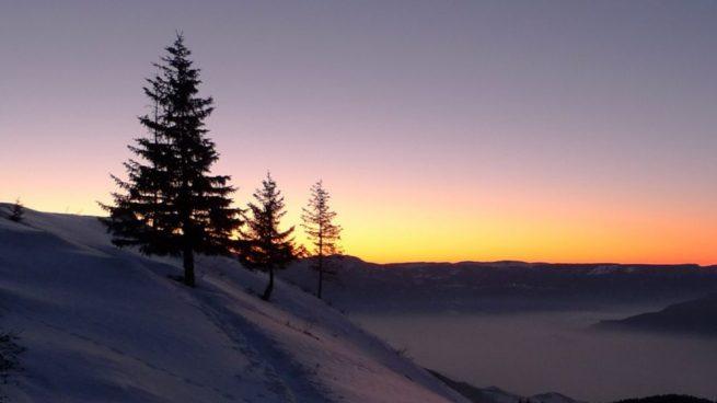 Solsticio de Invierno: la noche más larga y el día más corto.