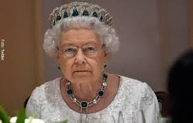 Su Majestad la Reina Isabel II de Inglaterra, hace llegar sus mejores deseos a todos los masones.