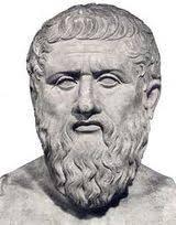 Platon el pensador.